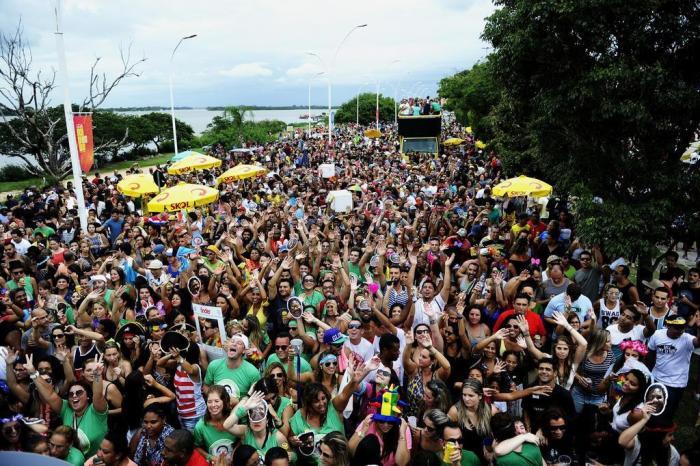 Carnaval de Rua em Porto Alegre