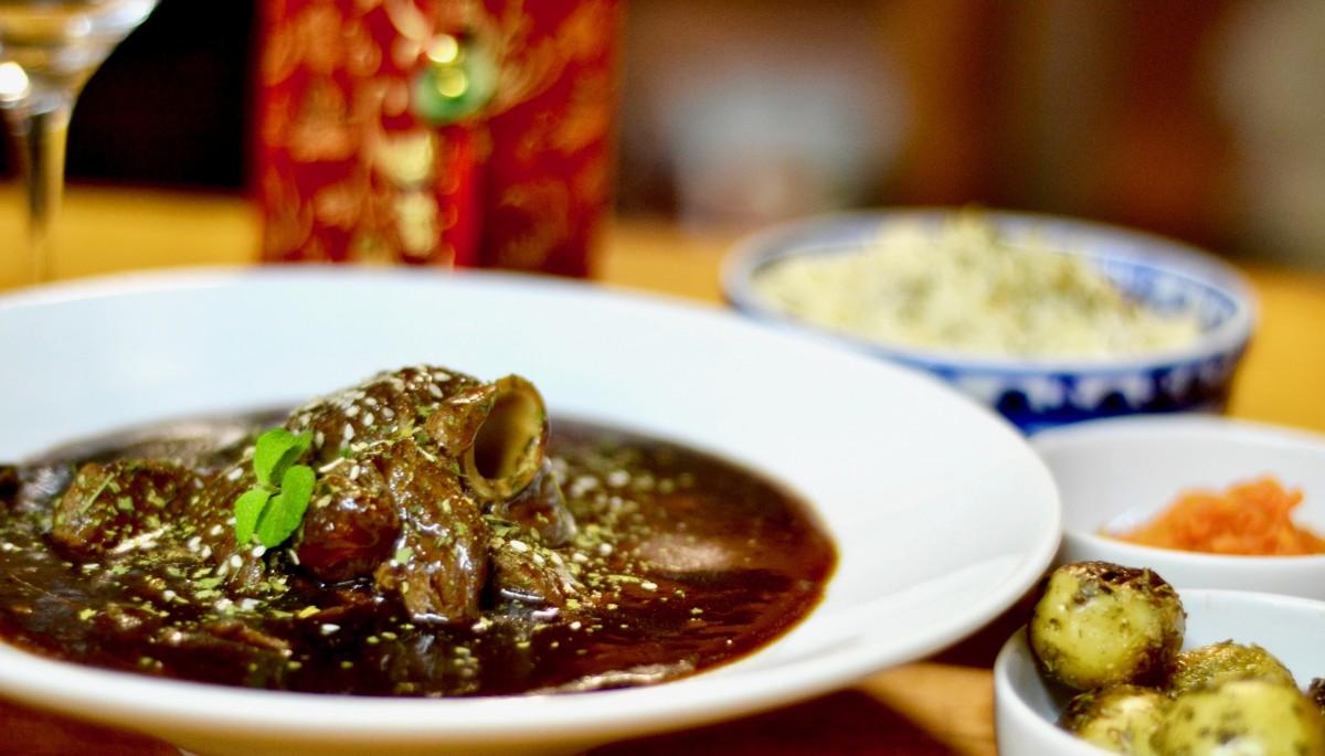 prato comida tibetana Espaço Tibet