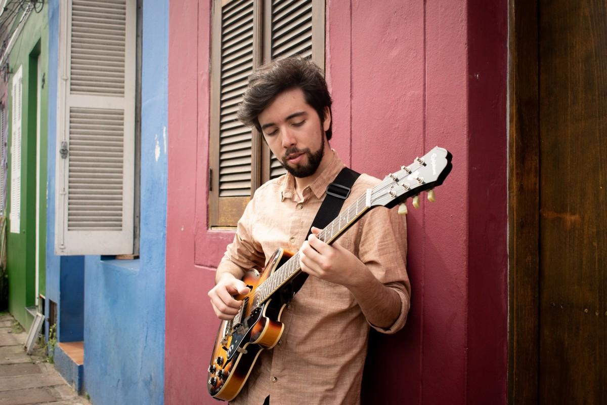 Lucas Etcheverria musico
