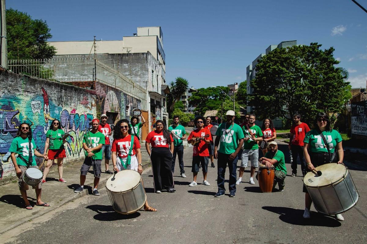 Turucutá e Saldanha promovem o Grito de Carnaval