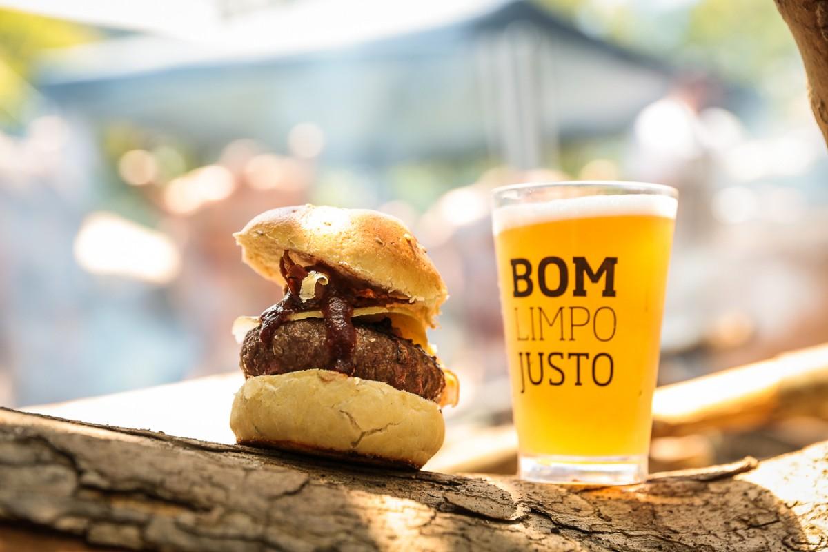 Carnaval de Burger e Beer no Valle Rustico