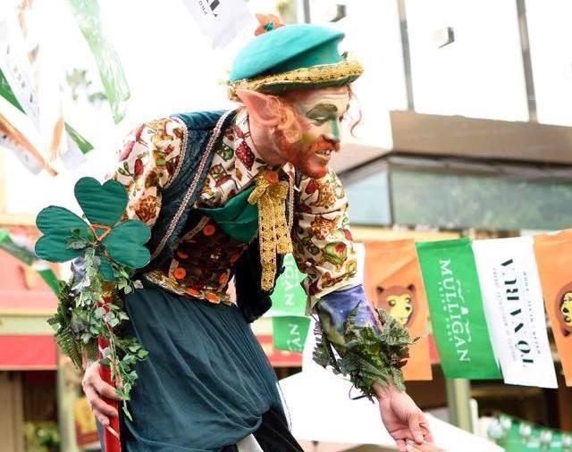 St. Patrick's no Mulligan