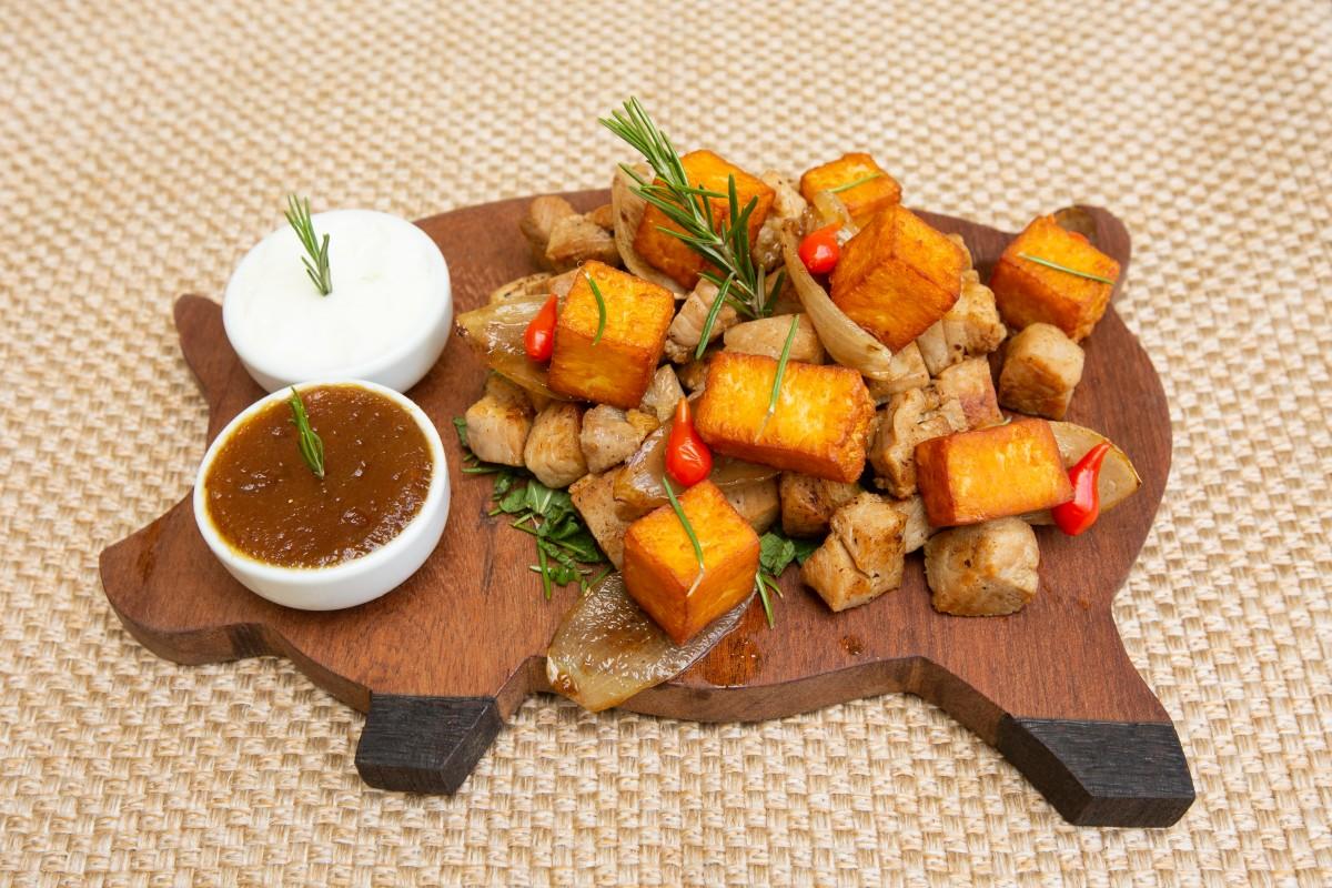 Comida di Buteco - Tantan