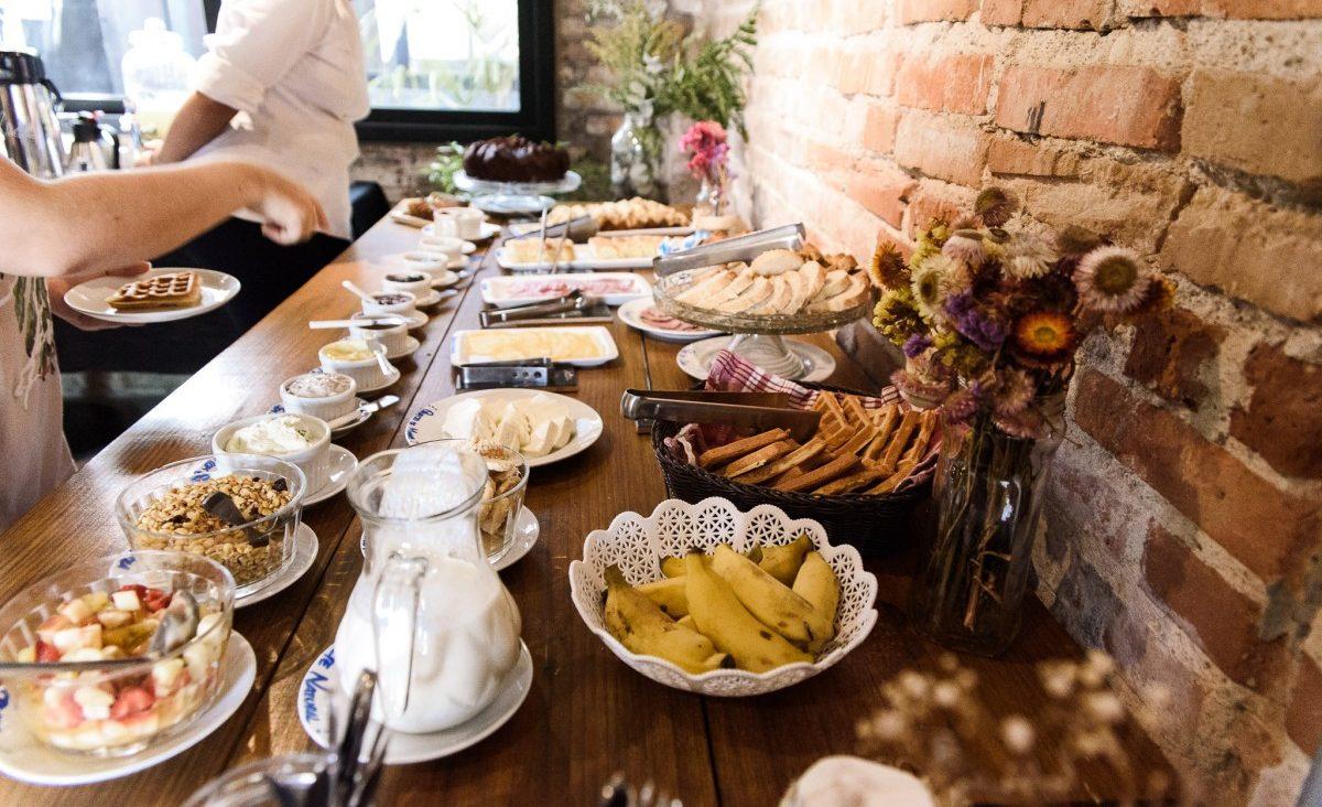 Cafezao na Casa Guandu