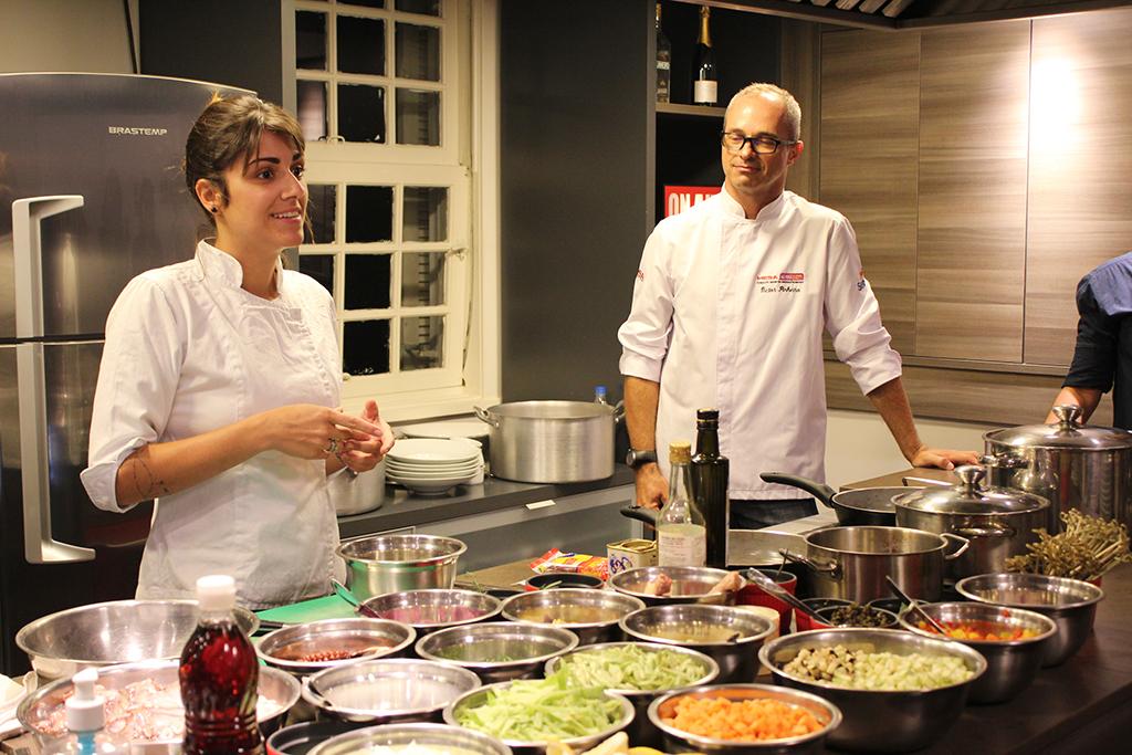 Cook Show com Nati Tussi