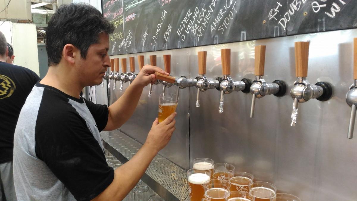Tour Cervejeiro em POA