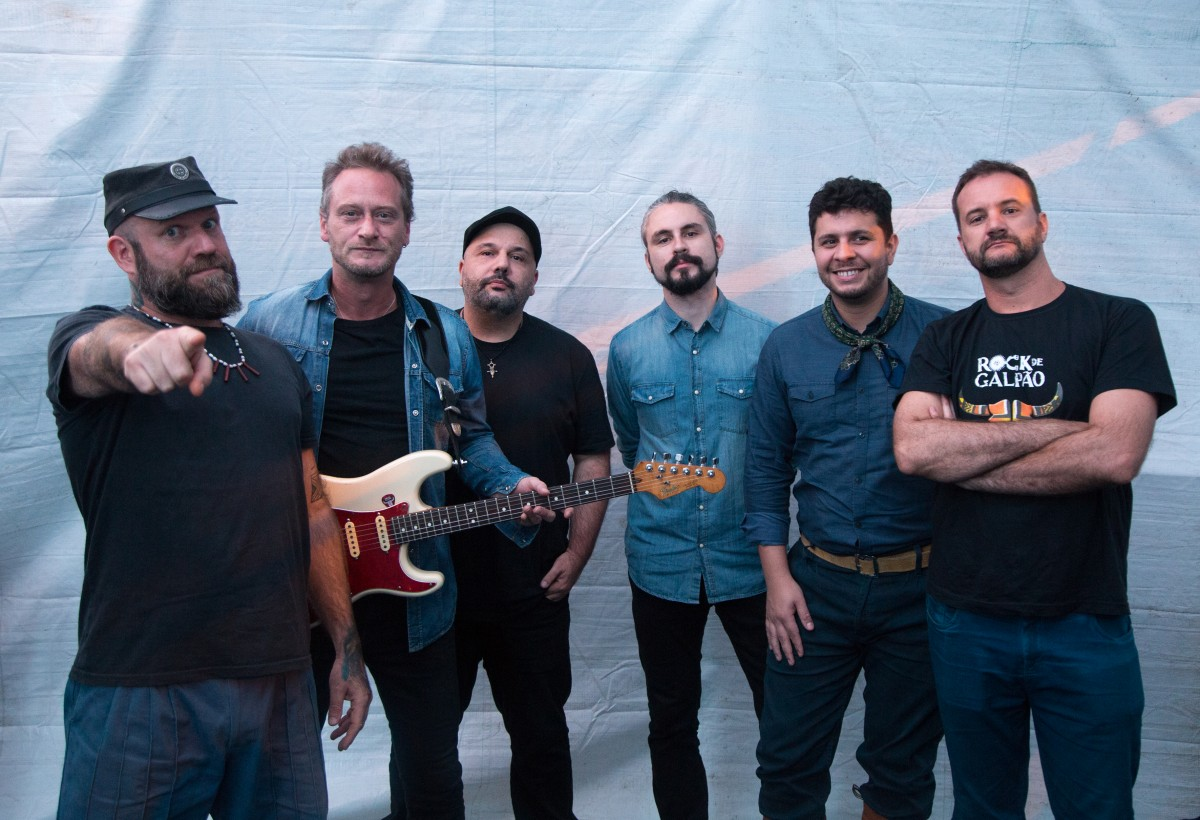 Banda Rock de Galpao