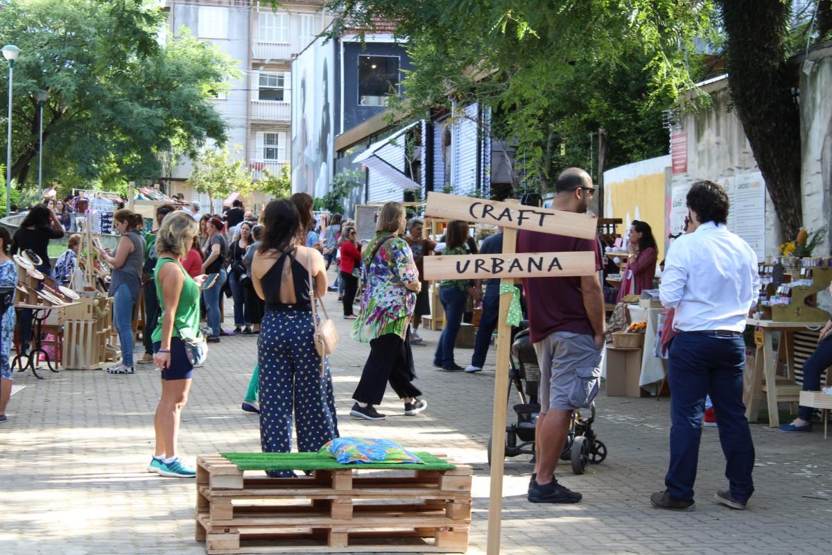 Feira Craft Urbana